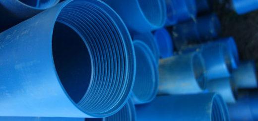 Пластиковые обсадные трубы для скважины