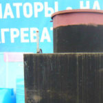 Металлический кессон для скважины