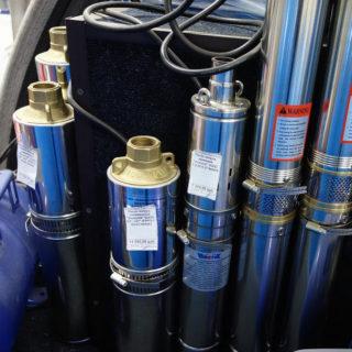 Недорогие погружные насосы для скважины