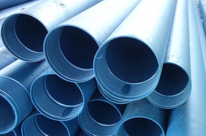 Оголовок для скважины на пластиковую трубу 29